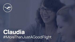Claudia, die gute Seele der Lufthansa Lounges | Lufthansa