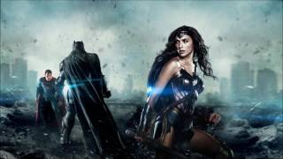 WONDER WOMAN Theme -Is She With You? -  Music | Batman v Superman | Hans Zimmer & Junkie XL | HD