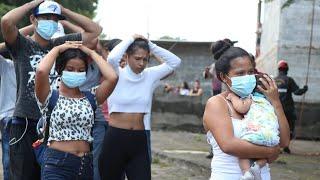Desastres Naturales en Nicaragua  /  Estamos Preparados