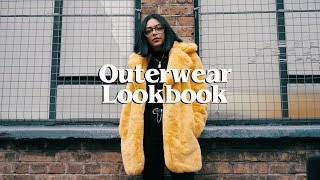 OUTERWEAR LOOKBOOK | WINTER COATS & JACKETS | itslinamar