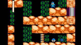 (NES) Megaman - The Hedgehog Trap (Megaman III Rom Hack) Part 4 - Heat Man
