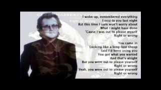 Watch Gerry Rafferty Right Or Wrong video