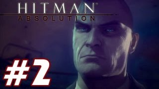 Hitman: Absolution - PART 2 Playthrough [PS3] TRUE-HD QUALITY