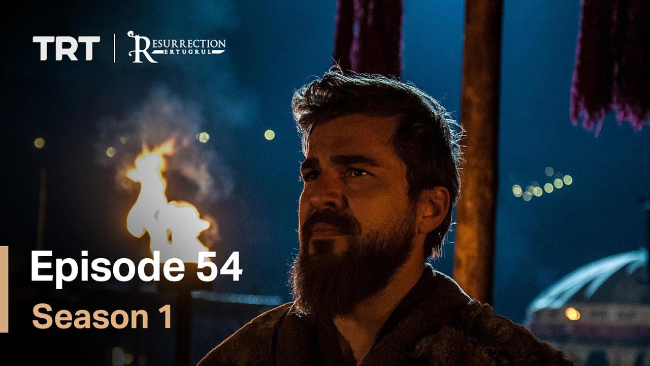 Resurrection Ertugrul Season 1 Episode 54 (English Subtitles)