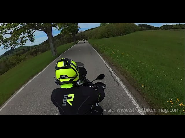 Motorcycle Ride in the Black Forest Germany Part 3