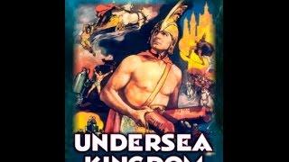 Undersea Kingdom:  Chapter 7-The Submarine Trap
