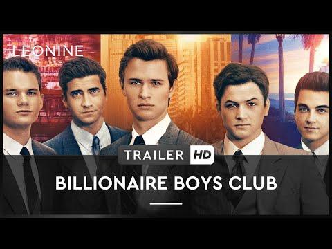 Billionaire Boys Club - Trailer (deutsch/german; FSK 12)