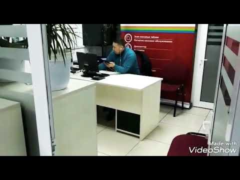 Предновогоднее видео с коллективом #ФИНКАБанк