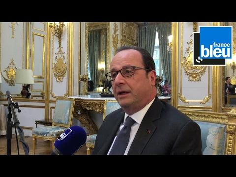 """Présidentielle 2017 : Hollande appelle Fillon à """"la dignité et la responsabilité"""""""