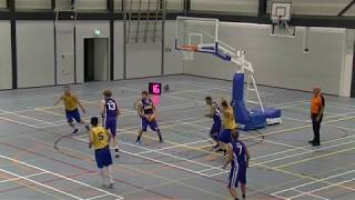 12 October 2019 MSV basketbal MSE1 vs Rivertrotters MSE2 90 49 3rd period