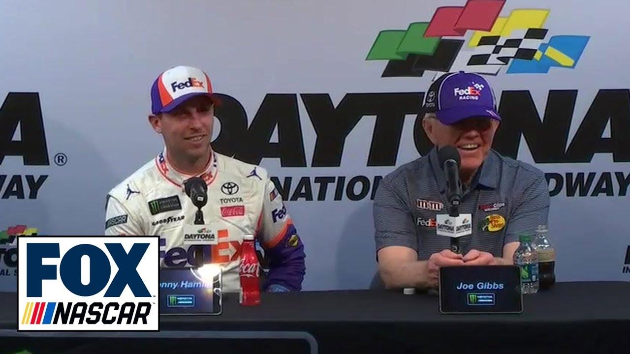 Why NASCAR team owner Joe Gibbs called Daytona 500 'biggest win I've ever had ...