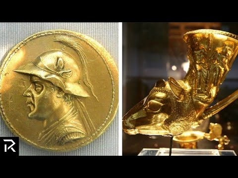 $150 Million Dollar Treasure Found On A beach By Accident