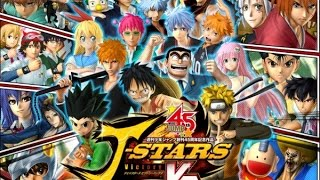 J Stars Victory VS - Review (PS3/PS4)