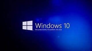 Windows 10 Чистая установка после обновления