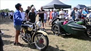 Charbuy (89) 5ème rassemblement Auto Moto Retro - 14 juillet 2019