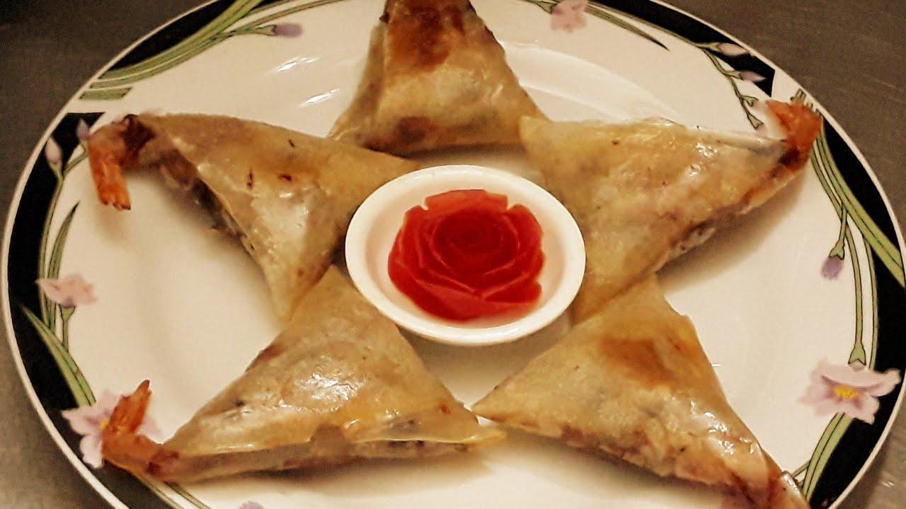 Món ăn TẾT: CHẢ GIÒ, CHẢ RAM, TÔM HỎA TIỄN ngon, giòn (chi tiết nhất, LÀM TẠI NHÀ) của Đậu Đỏ Trần