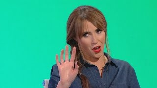 Did Alex Jones buy a canoe instead of a clutch bag? - Would I Lie to You? Series 9 Episode 3 - BBC