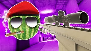 I ASSASSINATED the WATERMELON DICTATOR in Hot Dogs Horseshoes and Hand Grenades VR!