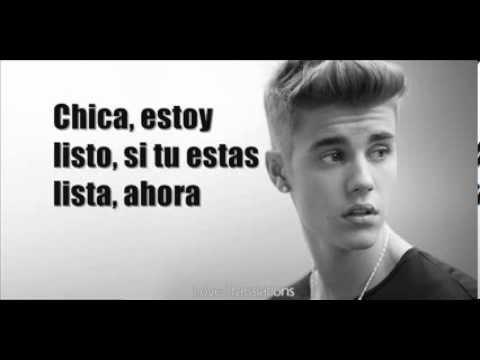 Justin Bieber - Change Me - Traducida al español