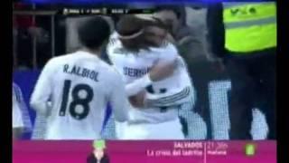 Liga BBVA 2009/2010 - J21 - Real Madrid 3 RCD Espanyol 0