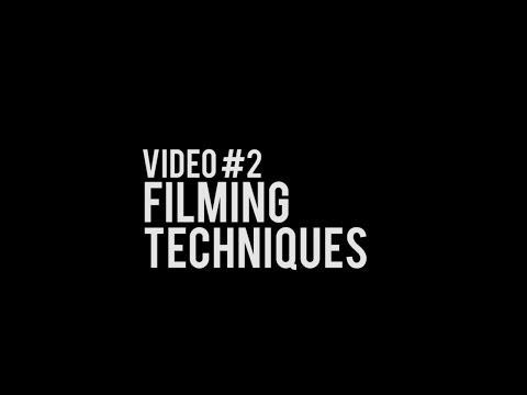 PRMT #2: Filming techniques