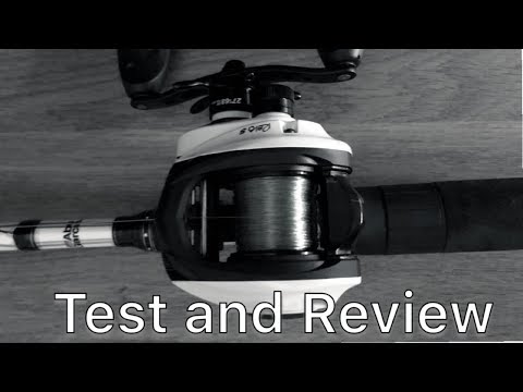 Abu Garcia Revo S: Test And Review