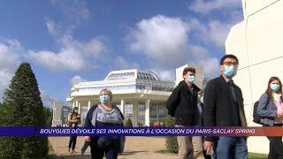Yvelines | Bouygues dévoilent ses innovations à l'occasion du Paris-Saclay Spring