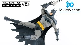 DC Multiverse BATMAN DETECTIVE COMICS 1000 - McFarlane Toys Action Figure Review / Toys e Travels