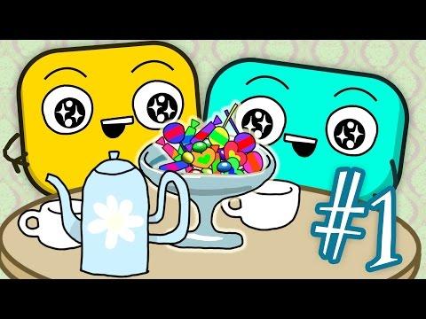 Мультфильм о вреде конфет
