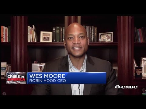 These Protests Are Not Only About George Floyd: Robin Hood CEO