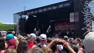 Gambar cover We The Kings - I Feel Alive @ Vans Warped Tour 2018