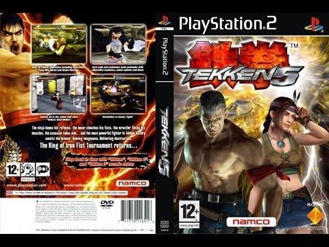 Playstation 2 games tekken 5 g s n casino