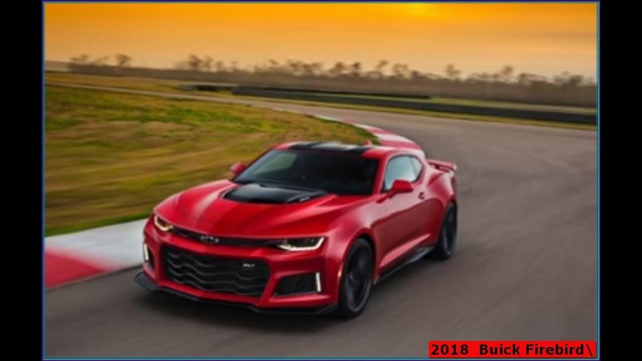 Buick Firebird 2018 Release Date