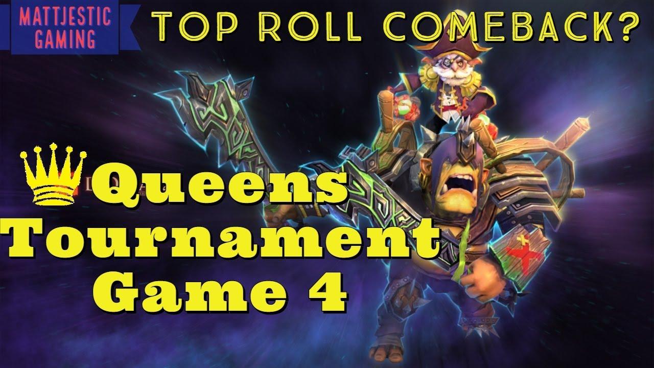 Top Rolls SAVE US! Auto Chess Top Queen Epic Liquid ...