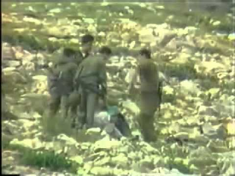 Crimes of Israeli army