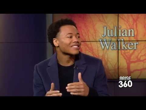 "Arise Entertainment 360 with Actor Julian Walker from ""Black Bird"""