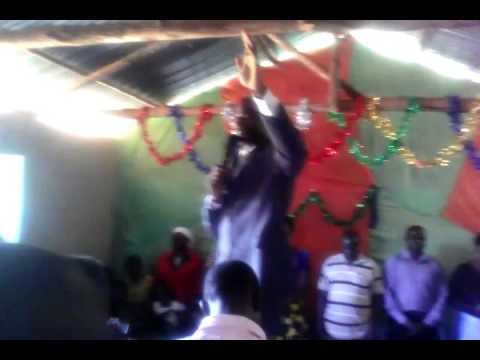 Jordan healing centre by apostle Sedrick Otenyo, funds raising ceremony held on Sunday 20/11/2016