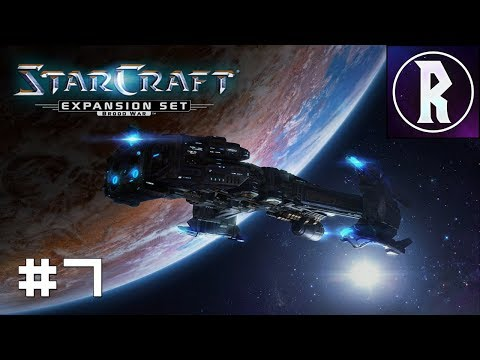 Starcraft: Mass Recall - Patriot's Blood (Terran Expansion Campaign #7)