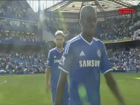 Chelsea 2x0 Hull City | GOLS - Campeonato Inglês (1ª Rodada)