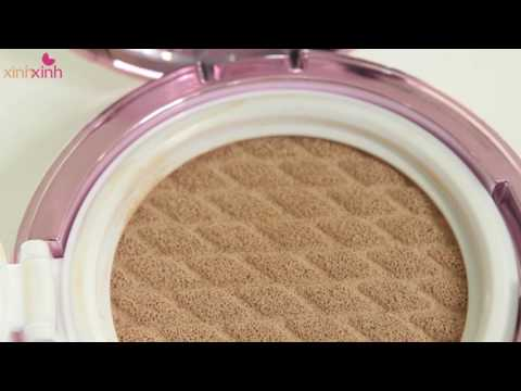 Review Holiday Limited Laneige BB Cushion Whitening