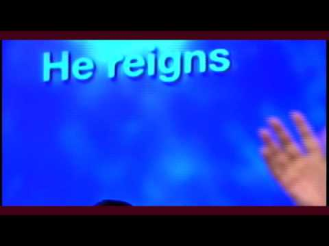 HE REIGNS  (FAC Sanctuary Choir, Maryville)