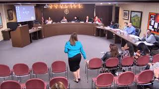PUSD Board Meeting 4- 08-19