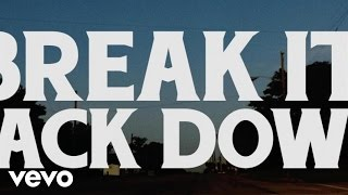 Pat Green - Break It Back Down (Lyric Video)