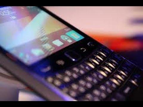 Blackberry 9720 LEAK!