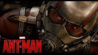 Marvel's Ant-Man - IMAX Extended Look Teaser