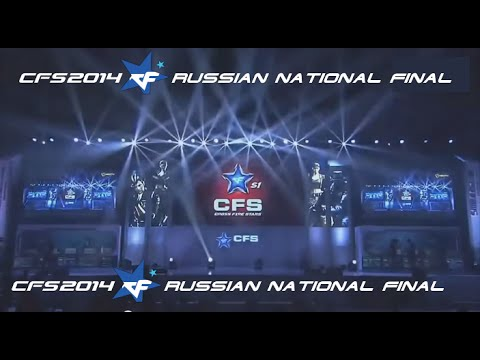 CFS 2014 RUSSIAN NATIONAL FINAL | Jeremiah vs ImagoRay @ group stage