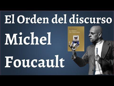 Foucault; El Orden del Discurso