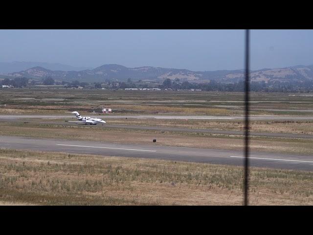 2017.06.22 6.22 Airport spotting from Napa Tower, Napa County Airport (KAPC)