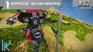 Taking On Pirates, Drilling Platform Hijacking Was A Success! - Space Engineers LP - E02