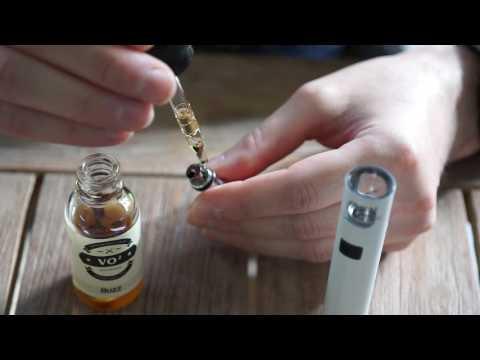 Aspire PockeX Setup Video by Vapouroxide